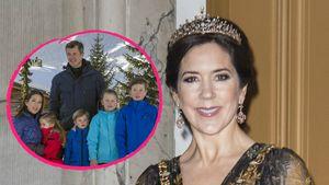 Prinzessin Mary schickt ihre Kinder ins Auslandsinternat