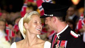 Wow! Mette-Marit und Haakon feiern schon 20. Hochzeitstag
