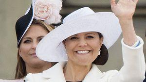 Prinzessin Victoria von Schweden und Prinz Oscar von Schweden