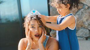 Priyanka Chopra bekommt süßes Prinzessinnen-Make-over!