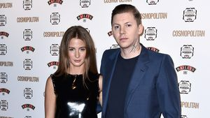 Millie Mackintosh und Professor Green
