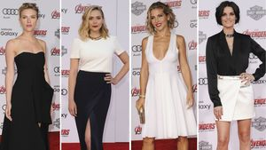 Black & White: Mottoparty bei Avengers-Premiere?