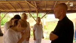 Promis im Tempel: Beschwerden am dritten Tag