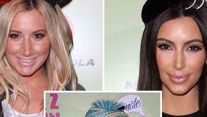Kim Kardashian, Ashley Tisdale, Perez Hilton, Dita Von Teese und Natasha Bedingfield
