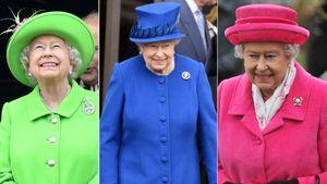 Immer ein Hingucker! Darum trägt die Queen so bunte Kleider