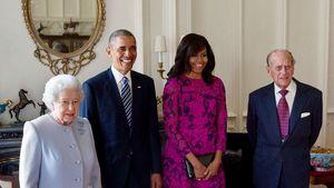 Obamas erinnern sich an ihr erstes Treffen mit Prinz Philip