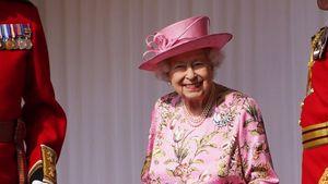 War dieses Outfit der Queen eine Hommage an Baby Lilibet?