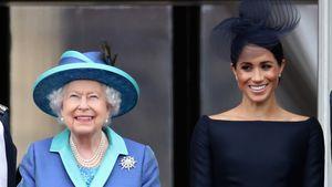 Mit Bild von Archie: Queen gratuliert Meghan zum Geburtstag