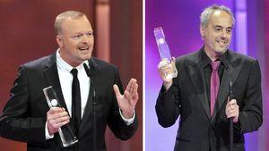 Fernsehpreis: Stefan Raab und Rach räumen ab