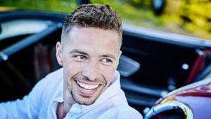 Lieb: DSDS-Sieger Ramon Roselly drückt Daumen für Liveshows