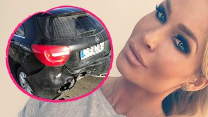 Totalschaden: Horror-Crash bei Playmate Ramona Bernhard!