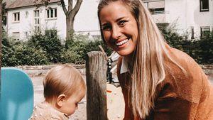 Ein großer Schritt für Clea: Ramona Stöckli hat abgestillt