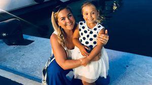 Partymaus zu Powermama: So veränderte Tochter Rebecca Kratz