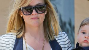 Süß: Hier hält sich Tennessee an Reeses Brust fest