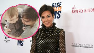 Stolze Oma: Kris Jenner gratuliert Enkeln Mason und Reign