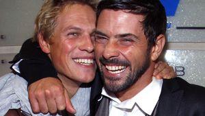 Remo Schulze und Daniel Sellier