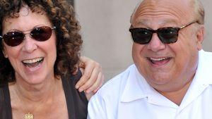 Danny DeVito und Rhea Perlman