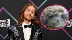 Panik bei den People's Choice Awards wegen Feuer in L.A.