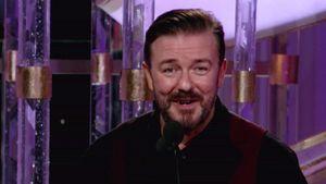 Ricky Gervais: Nie wieder Golden Globes!