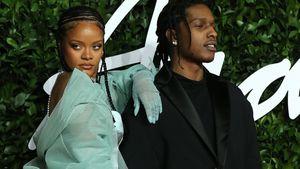 Rihanna und A$AP Rocky zusammen bei Dinner-Date erwischt