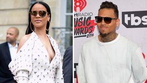 Alles vergessen? Rihanna & Chris Brown treffen sich wieder