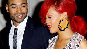 Rihanna und Matt Kemp