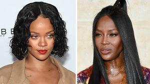 Rihanna und Naomi Campbell