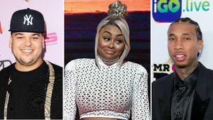 Blac Chyna: War Rob Kardashian oder Tyga der bessere Lover?
