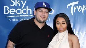 Rob Kardashian und Blac Chyna in Las Vegas