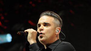 Auf Intensivstation: Robbie Williams bangte um sein Leben