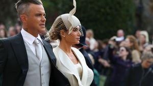 Hochzeitsgäste: Daher kennen Robbie Williams & Ayda Eugenie!