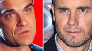 Robbie Williams liefert sich Chart-Battle mit Gary