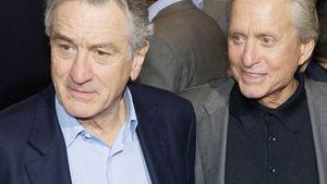 Douglas & De Niro: Alte Hasen geben Liebes-Tipps