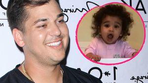 """""""Dadaa!"""": Rob Kardashians Tochter Dream kann jetzt sprechen!"""