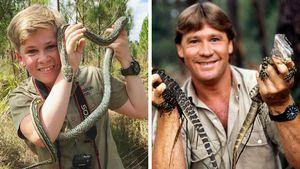 """""""Crocodile Hunter""""(†44): Sein Sohn Robert ist sein Ebenbild!"""