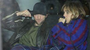 Miesepeter-Date-Night bei Robert Pattinson & Suki Waterhouse