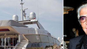 Roberto Cavalli: Hier liegt seine Luxus-Yacht!