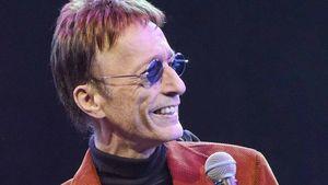 """""""Bee Gees""""-Star Robin Gibb hat den Krebs besiegt"""