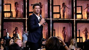 "Robin Thicke bei den ""Guys Choice Awards"" 2016 in Culver City"