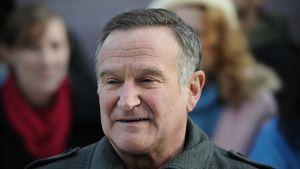 Robin Williams' Krankheitssymptome wurden falsch gedeutet