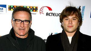 Siebter Todestag: Sohn Zak zollt Robin Williams (†) Tribut