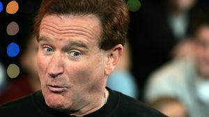 Robin Williams' bewegtes Familienleben in Bildern