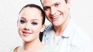 Kim Debkowski und Rocco Stark