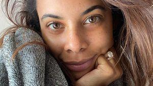 Laktoseintoleranz: Rochelle Humes darf nicht mehr stillen