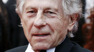"Roman Polanski bei der ""Yves Saint Laurent""-Premiere in Cannes"