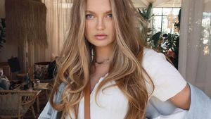 Victoria's-Secret-Model Romee Strijd verrät Baby-Details!