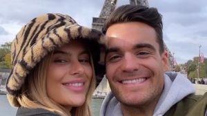 Liebes-Trip: Romina Palm und Stefano turteln durch Paris