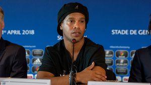 Aus Gefängnis entlassen: Ronaldinho steht unter Hausarrest