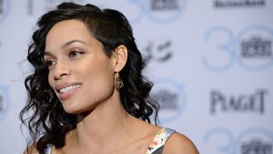 Rosario Dawson im November 2014 in Hollywood
