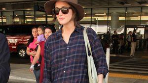 Wundervolle Verkündung: Film-Star Rose Byrne ist schwanger